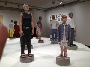 "'Fellow Humans: Stephen Hart"", Museum of Brisbane, 18 October 2013 to 23 March 2014."
